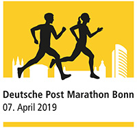 Bonn-Marathon 2019 Logo